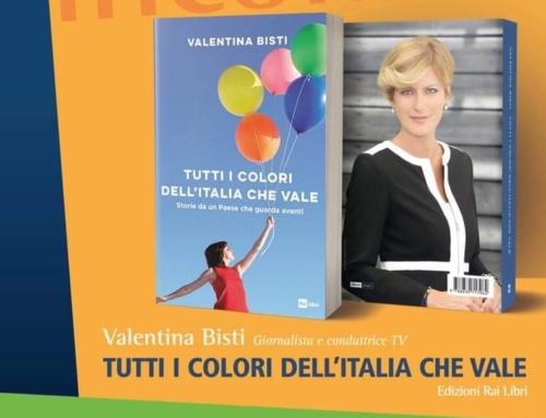 Tutti i colori dell'Italia che vale. Il Rotary Club Rieti incontra Valentina Bisti