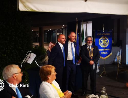 Grandi riconoscimenti per il RC Rieti