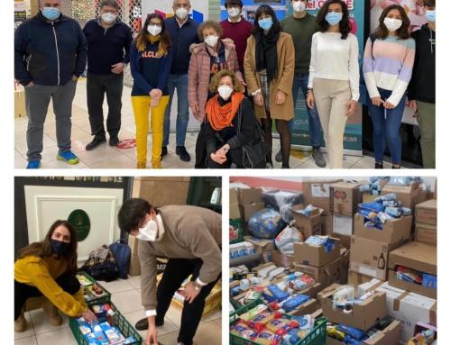 La Spesa del Cuore: Rotary Club Rieti in campo con l'Alcli per la Mensa di Santa Chiara