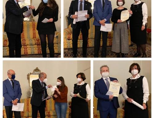 Nona edizione del Premio Tesi Rotary Club Rieti